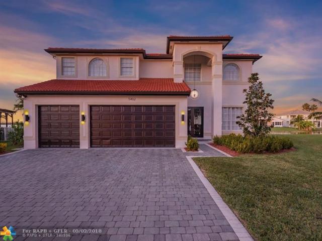 5402 SW 185 Terrace, Miramar, FL 33029 (MLS #F10121008) :: Green Realty Properties