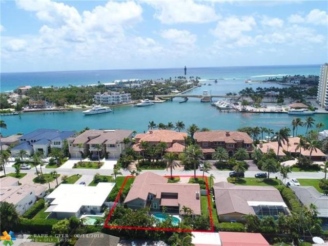 2741 NE 24TH ST, Lighthouse Point, FL 33064 (MLS #F10121058) :: Castelli Real Estate Services