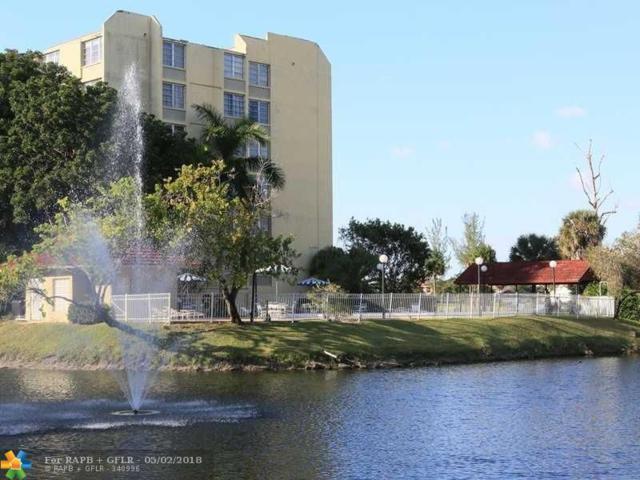 6911 Environ Blvd 2-G, Lauderhill, FL 33319 (MLS #F10121078) :: Green Realty Properties