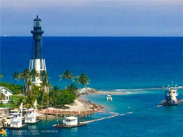 2639 N Riverside Dr #1403, Pompano Beach, FL 33062 (MLS #F10121113) :: Green Realty Properties