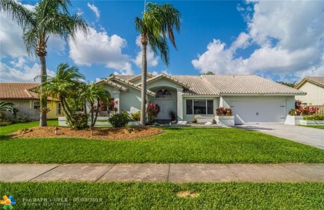 9630 NW 17th St, Plantation, FL 33322 (MLS #F10121126) :: Green Realty Properties