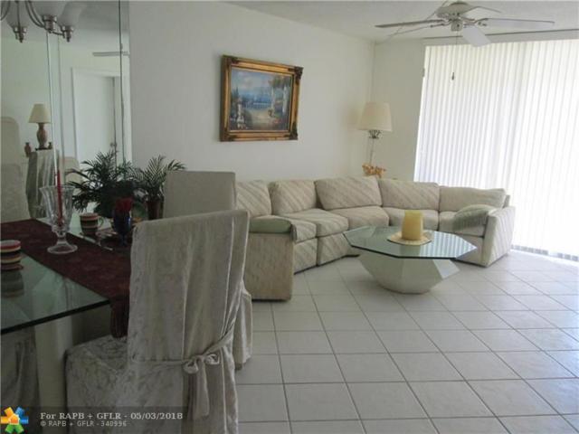 2750 Sunrise Lakes Dr #110, Sunrise, FL 33322 (MLS #F10121139) :: Green Realty Properties
