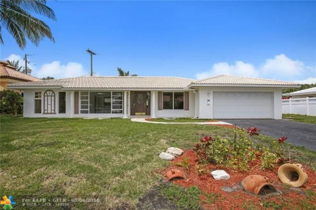 4421 NE 23rd Ave, Lighthouse Point, FL 33064 (MLS #F10121275) :: Green Realty Properties