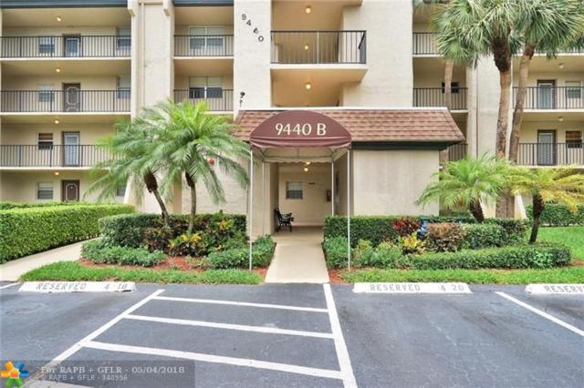 9440 Poinciana Pl #106, Davie, FL 33324 (MLS #F10121386) :: Green Realty Properties