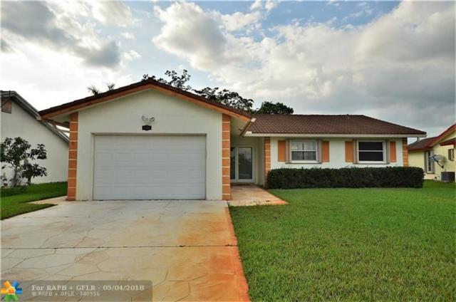10413 NW 70th St, Tamarac, FL 33321 (MLS #F10121393) :: Green Realty Properties