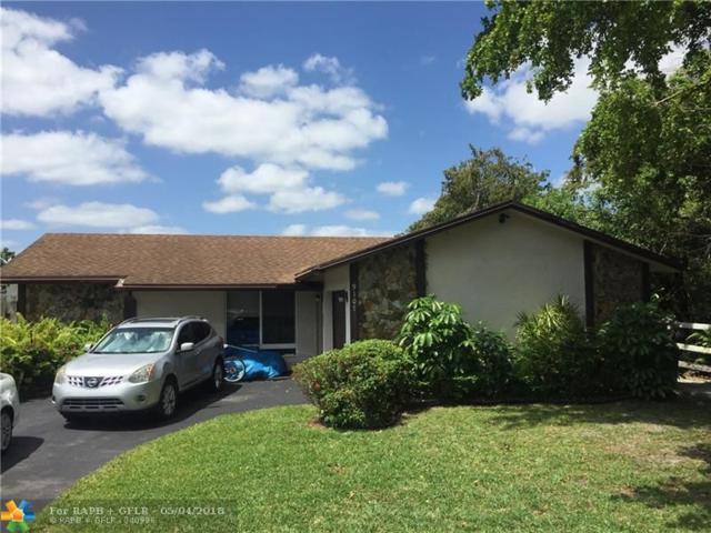 9107 NW 31st Pl, Sunrise, FL 33351 (MLS #F10121473) :: Green Realty Properties