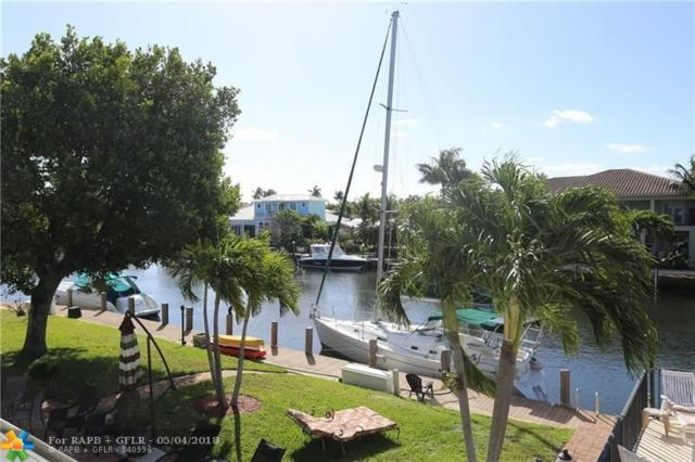 2500 NE 36th St #3, Lighthouse Point, FL 33064 (MLS #F10121489) :: Green Realty Properties