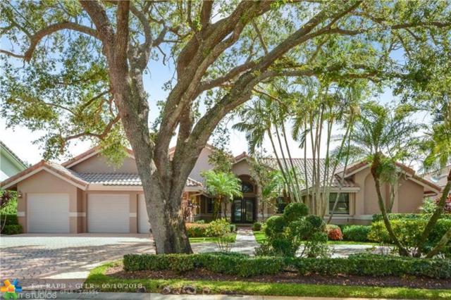 1895 Merion Ln, Coral Springs, FL 33071 (MLS #F10121605) :: Green Realty Properties