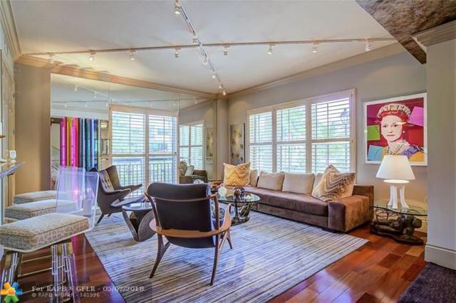 2633 NE 14TH AVE #100, Wilton Manors, FL 33334 (MLS #F10121622) :: Green Realty Properties