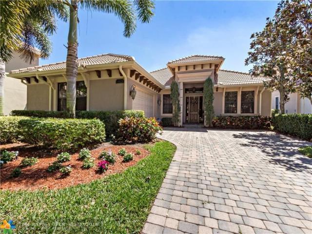 15525 Glencrest Avenue, Delray Beach, FL 33446 (MLS #F10121629) :: Green Realty Properties