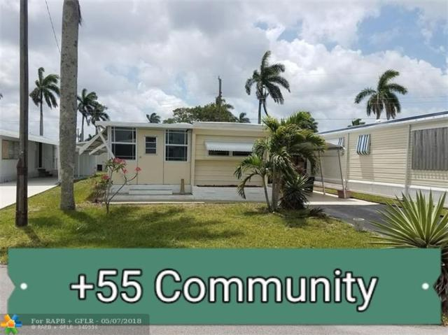 8530 SW 20th St, Davie, FL 33324 (MLS #F10121667) :: Green Realty Properties