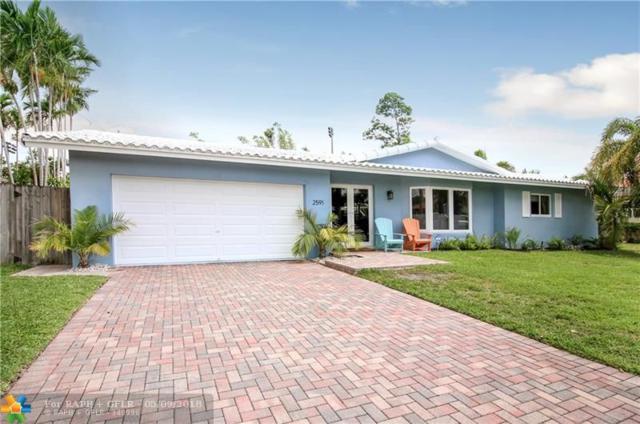 2591 NE 43rd St, Fort Lauderdale, FL 33308 (MLS #F10121676) :: Green Realty Properties