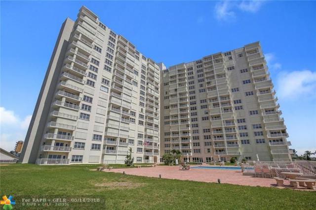 750 N Ocean Blvd #803, Pompano Beach, FL 33062 (MLS #F10121695) :: Green Realty Properties