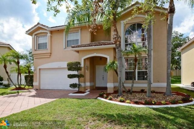 2205 NW 139 Avenue, Sunrise, FL 33323 (MLS #F10121735) :: Green Realty Properties
