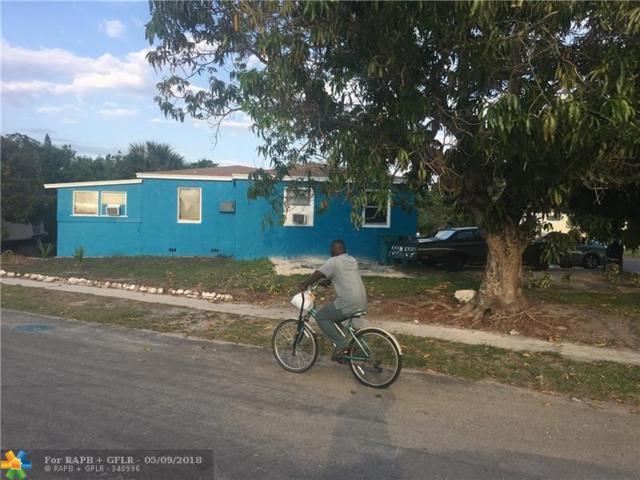 233 NW 6th Ave, Boynton Beach, FL 33435 (MLS #F10121748) :: Green Realty Properties