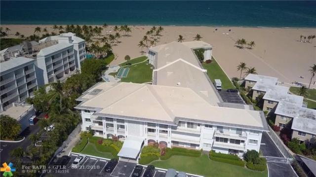 1750 S Ocean Ln #304, Fort Lauderdale, FL 33316 (MLS #F10121754) :: Green Realty Properties