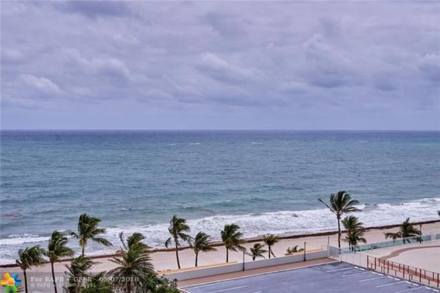 4010 Galt Ocean Dr #810, Fort Lauderdale, FL 33308 (MLS #F10121772) :: Green Realty Properties