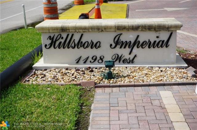 1198 NE Hillsboro Mile #214, Hillsboro Beach, FL 33062 (MLS #F10121788) :: Green Realty Properties