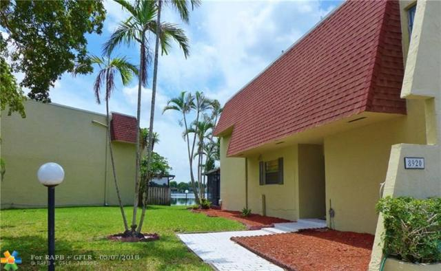 8920 Palm Tree Ln #8920, Pembroke Pines, FL 33024 (MLS #F10121807) :: Green Realty Properties