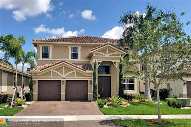 10351 Lake Vista Ct, Parkland, FL 33076 (MLS #F10121834) :: Green Realty Properties