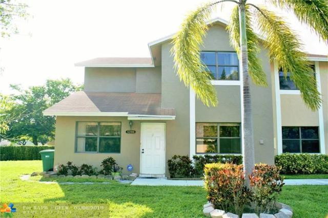 5390 Gate Lake Rd #5390, Tamarac, FL 33319 (MLS #F10121874) :: Green Realty Properties
