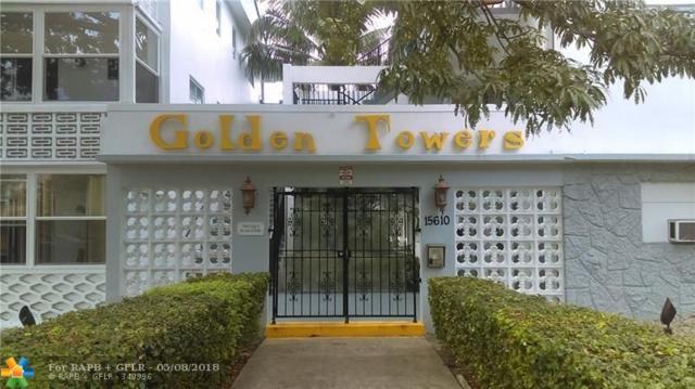 15610 NE 6th Ave 35B, Miami, FL 33162 (MLS #F10121880) :: Green Realty Properties