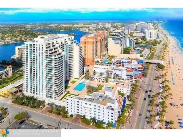 101 S Fort Lauderdale Beach Blvd #2002, Fort Lauderdale, FL 33316 (MLS #F10121914) :: Green Realty Properties