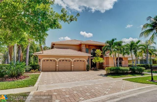 6694 NW 70TH PL, Parkland, FL 33067 (MLS #F10121968) :: Green Realty Properties