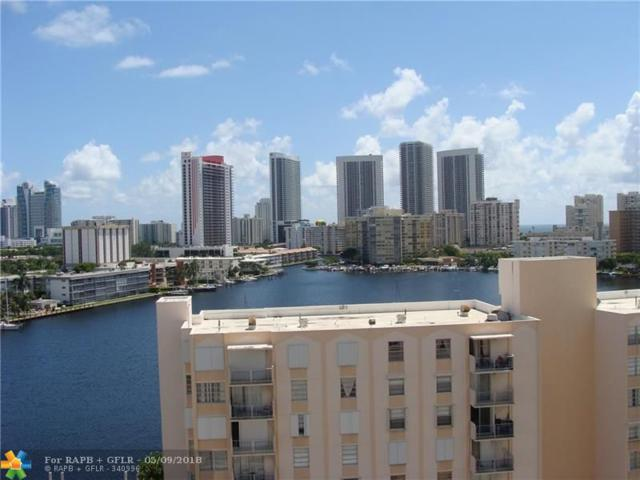 437 Golden Isles Dr 11G, Hallandale, FL 33009 (MLS #F10121978) :: Green Realty Properties