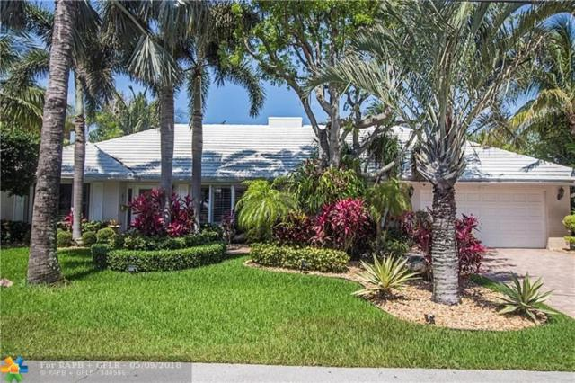 3801 NE 29th Ave, Lighthouse Point, FL 33064 (MLS #F10122017) :: Green Realty Properties