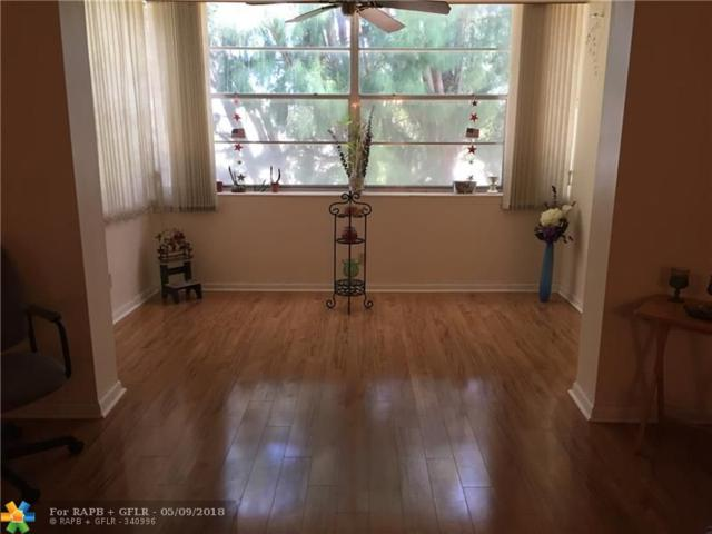 3220 Holiday Springs Blvd #208, Margate, FL 33063 (MLS #F10122098) :: Green Realty Properties