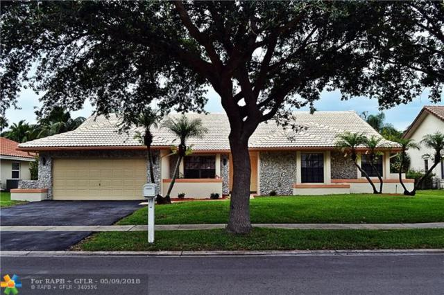 10091 NW 13TH ST, Plantation, FL 33322 (MLS #F10122103) :: Green Realty Properties