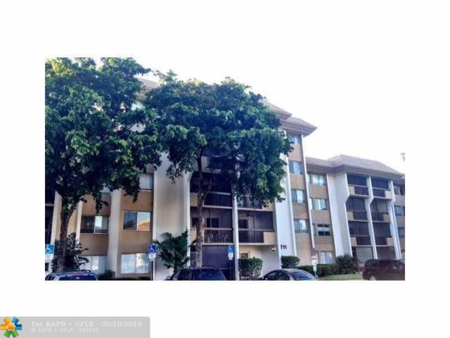 711 N Pine Island Rd #407, Plantation, FL 33324 (MLS #F10122107) :: Green Realty Properties