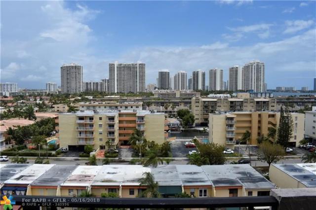 3545 NE 166th St #1006, North Miami Beach, FL 33160 (MLS #F10122146) :: Green Realty Properties