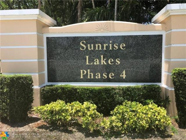 2726 NW 104 Ave #407, Sunrise, FL 33322 (MLS #F10122184) :: Green Realty Properties