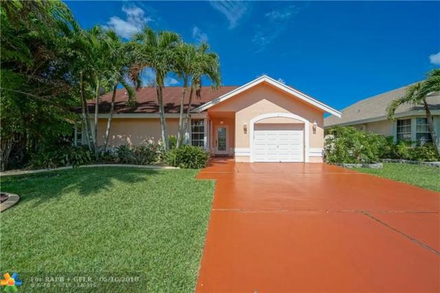 610 NW 206th Ave, Pembroke Pines, FL 33029 (MLS #F10122292) :: Green Realty Properties