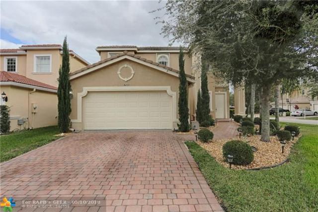 8235 Genova Way, Lake Worth, FL 33467 (MLS #F10122308) :: Green Realty Properties