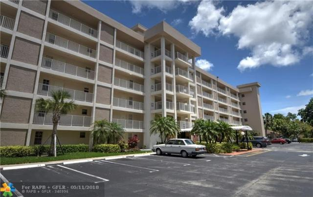 2851 S Palm Aire Dr #401, Pompano Beach, FL 33069 (MLS #F10122316) :: Green Realty Properties