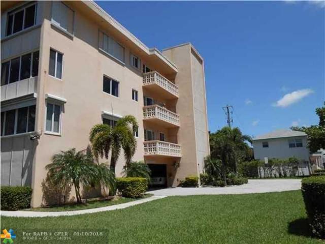 1965 S Ocean #308, Lauderdale By The Sea, FL 33062 (MLS #F10122322) :: Green Realty Properties