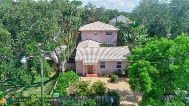 833 Sw 17th St, Fort Lauderdale, FL 33315 (MLS #F10122331) :: Green Realty Properties