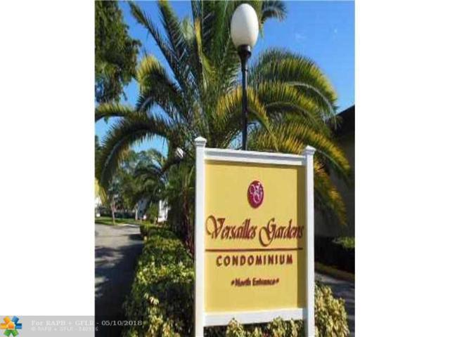 7900 Colony Cir #206, Tamarac, FL 33321 (MLS #F10122393) :: Green Realty Properties