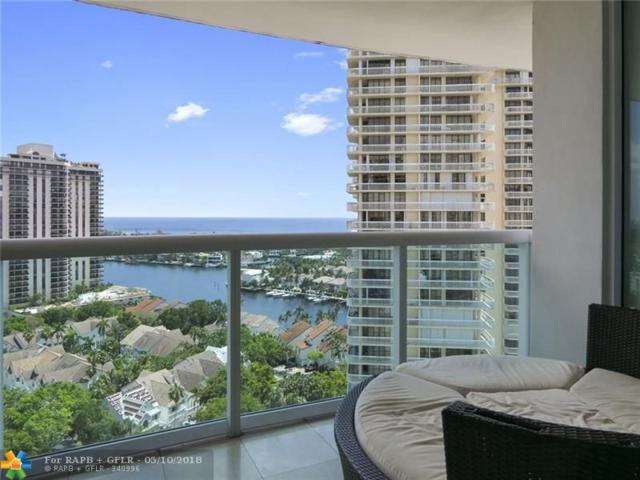 19400 Turnberry Way #1821, Aventura, FL 33180 (MLS #F10122404) :: Green Realty Properties