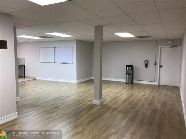1130 S Powerline Rd #105, Deerfield Beach, FL 33442 (MLS #F10122419) :: Green Realty Properties