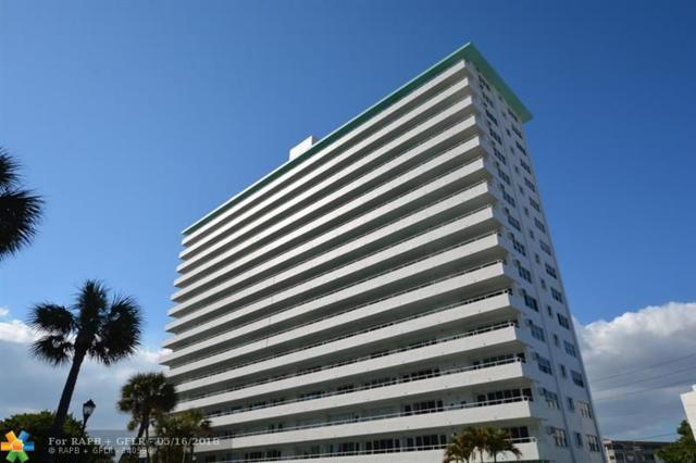 4050 N Ocean Dr #308, Lauderdale By The Sea, FL 33308 (MLS #F10122492) :: Green Realty Properties