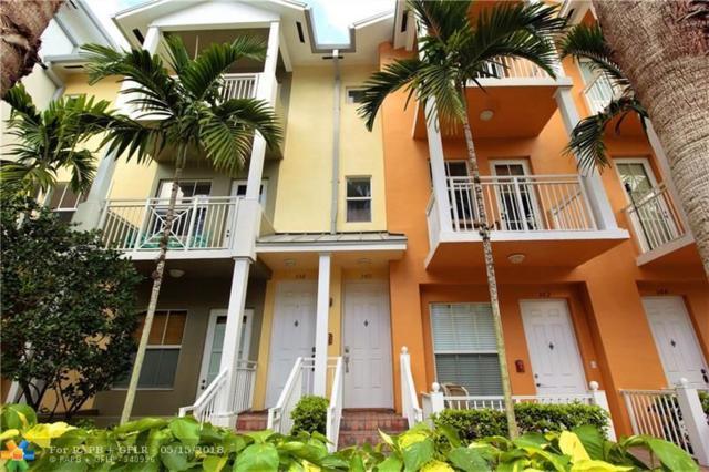 360 SW 13th Ter #360, Fort Lauderdale, FL 33312 (MLS #F10122535) :: Green Realty Properties