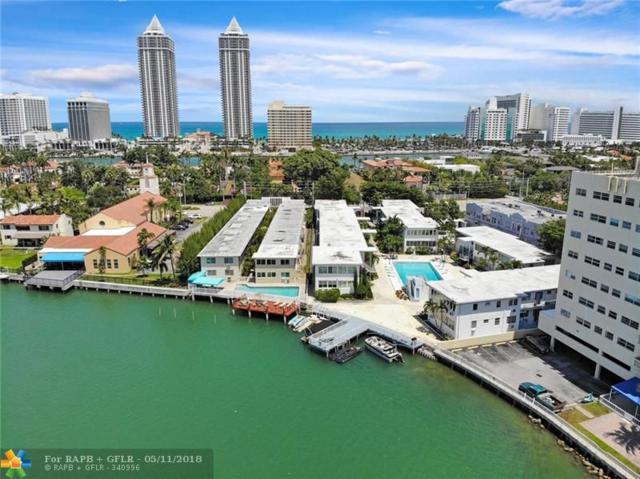4720 Pine Tree Dr #23, Miami Beach, FL 33140 (MLS #F10122554) :: Green Realty Properties