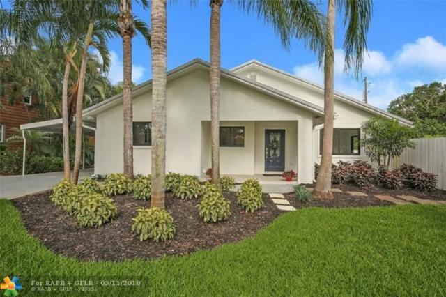 2119 NE 1st Way, Wilton Manors, FL 33305 (MLS #F10122567) :: Green Realty Properties