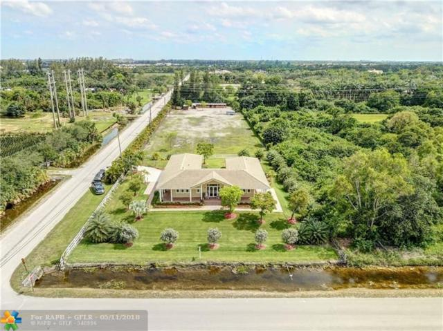 6601 Appaloosa Trl, Southwest Ranches, FL 33330 (MLS #F10122618) :: United Realty Group