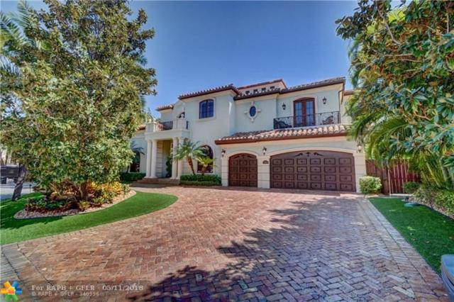 2380 NE 30th Ct, Lighthouse Point, FL 33064 (MLS #F10122634) :: Castelli Real Estate Services