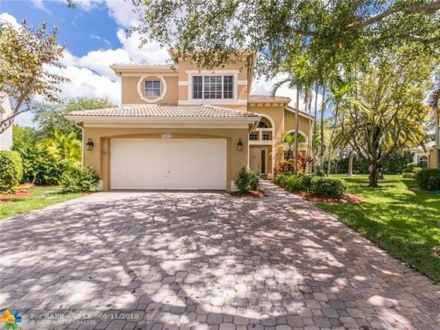 5805 NW 125th Ave, Coral Springs, FL 33076 (MLS #F10122640) :: Green Realty Properties